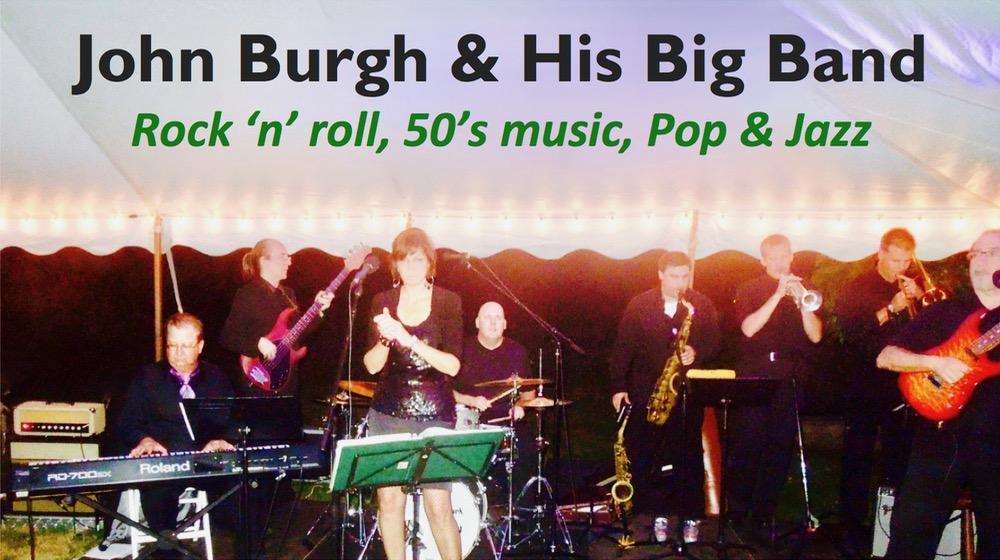 Outdoor Concert Rock N Roll 50 S Jazz Allegheny